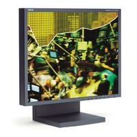 NEC MultiSync LCD1880SX 18 inch LCD Monitor