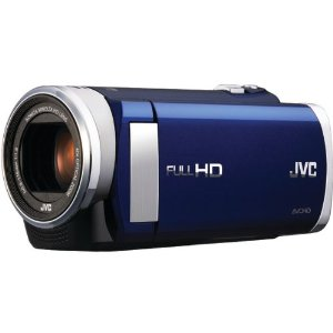 JVC High-Definition Everio Digital Video Camera GZE200AUS