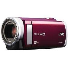 JVC GZ-EX310RUS HD Everio Camcorder
