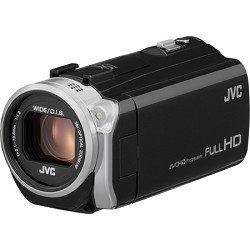 JVC Everio GZ-E505BUS HD Camcorder
