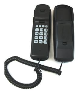 RCA 1104-1BKGA Corded Slim-Line Telephone