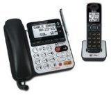 AT&T 84100 DECT 6.0 Corded/Cordless Phone