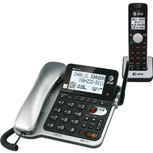 AT&T CL84102 2-Handset Landline Telephone