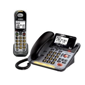 Uniden D3098S Expandable Corded/Cordless Phone