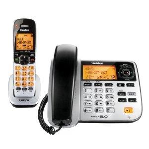 Uniden D1788 1-Handset Landline Telephone