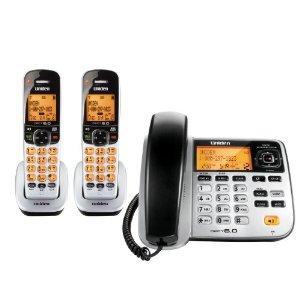 Uniden D1788-2 Corded/Cordless Phone