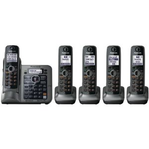 Panasonic KX-TG7645M Cordless Phone