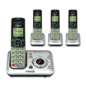 VTech CS6429-4 Cordless Phone