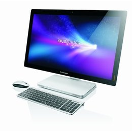 LENOVO IDEACENTRE A720 27-Inch Desktop (Brushed Aluminum)