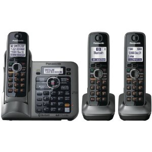 Panasonic KX-TG7643M Cordless Phone