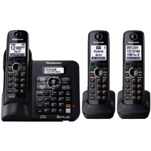 Panasonic KX-TG6643B Cordless Phone
