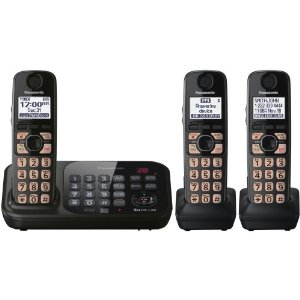 Panasonic KX-TG4743B Cordless Phone