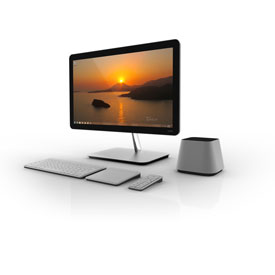 VIZIO CA24T-A4 24-Inch All-in-One Touch Desktop