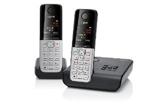 Siemens Gigaset C300A-2 2-Handset Landline Telephone