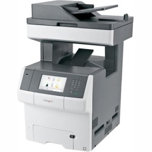 Lexmark X746de All-In-One Laser Printer