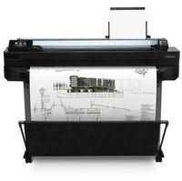 Hewlett Packard DesignJet T520 InkJet Plotter Printer