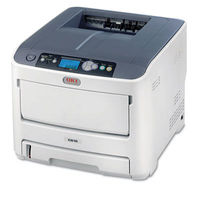 Oki Printing Solutions C610n Printer