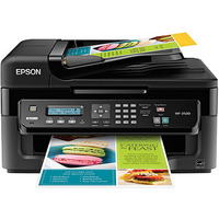 Epson WORKFORCE WF-2520 All-In-One InkJet Printer