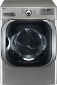 LG DLGX8001V 29in Gas Steam Dryer