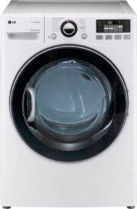 LG DLGX3471W 27in Front-Load Gas Dryer