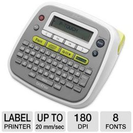 Brother PTD200 Home and Office Labeler