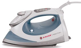 SINGER Perfect Finish 1700 Watt Anti-Drip Steam Iron