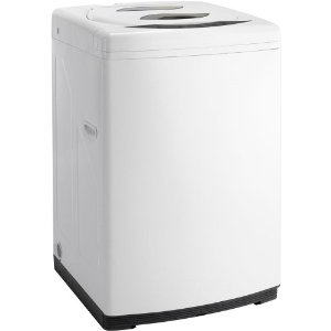 Danby DWM17WDB Portable Top Load Washing Machine