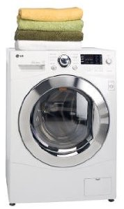 LG WM3455HW COMBO WASHER-DRYER