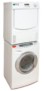 Thor APEX WDAP290 Stackable Washer and Ventless Dryer