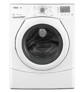 Whirlpool Duet WFW9151YW Stackable Front Load Washer
