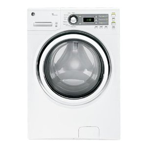 GE GFWH1400DWW Stackable Front Load Washer