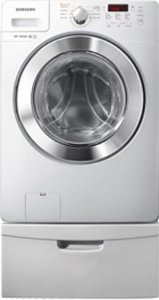 Samsung WF365BTBGWR Stackable With Steam Cycle Front Load Washer