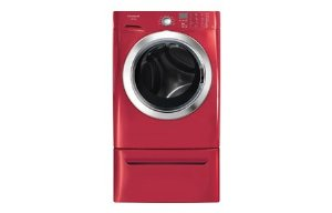 Frigidaire Affinity FAFS4174NR Stackable With Steam Cycle Front Load Washer