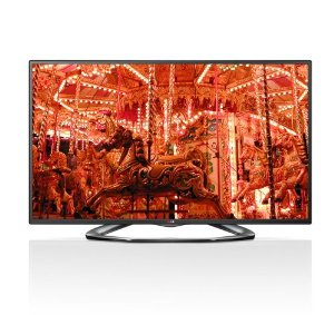 LG Electronics 47LA6200 47-Inch Cinema 3D 1080p 120Hz LED-LCD HDTV