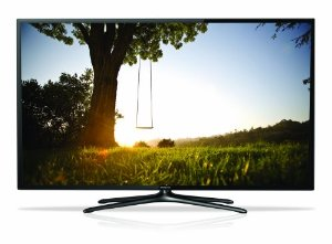 Samsung UN50F6400 50-Inch 1080p 120Hz 3D Slim Smart LED HDTV