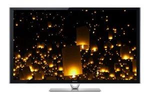 Panasonic TC-P65VT60 65-Inch 1080p 3D Smart Plasma HDTV