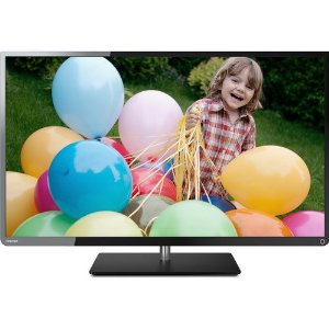 Toshiba 50L1350U 50-Inch 120Hz LED TV