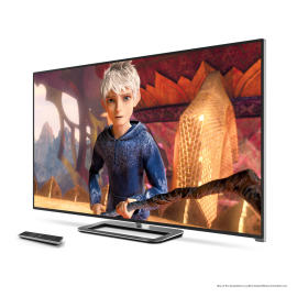 VIZIO M501d-A2R 50-Inch 1080p 240Hz 3D Smart LED HDTV