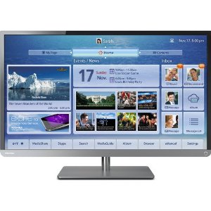 Toshiba 32L4300U 32-Inch 120Hz LED TV