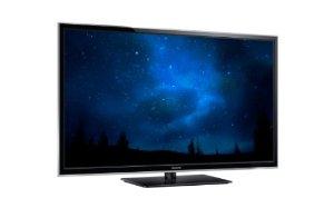 Panasonic TC-P65ST60 65-Inch 1080p 600Hz 3D Smart Plasma HDTV