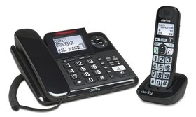 Clarity E814CC Corded/Cordless Phone