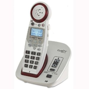 Clarity XLC3.4 Amplified Cordless Phone