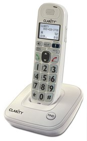 Clarity D704 1.9GHz Cordless Phone