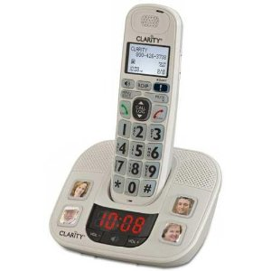Clarity D724 Amplified Cordless Phone