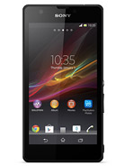 Sony Xperia ZR Cell Phone