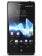 Sony Xperia T LTE Cell Phone