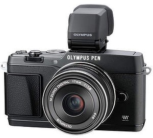 Olympus PEN E-P5 Compact System Camera
