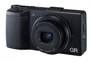 Ricoh GR V Digital Camera