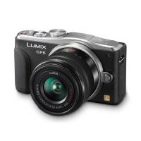 Panasonic Lumix DMC-GF6 Mirrorless Compact System Camera