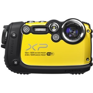 Fujifilm FinePix XP200 Waterproof Digital Camera